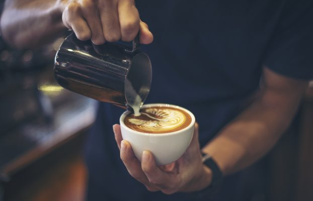 Life is brew-tiful with a cup of coffee